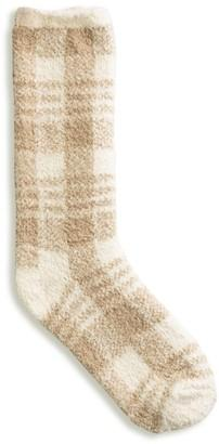 Cozy Chic Women's Plaid Socks