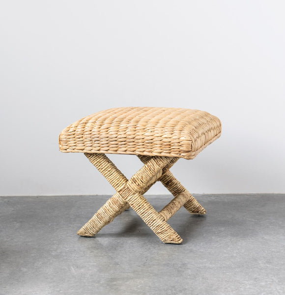 Seagrass X Stool