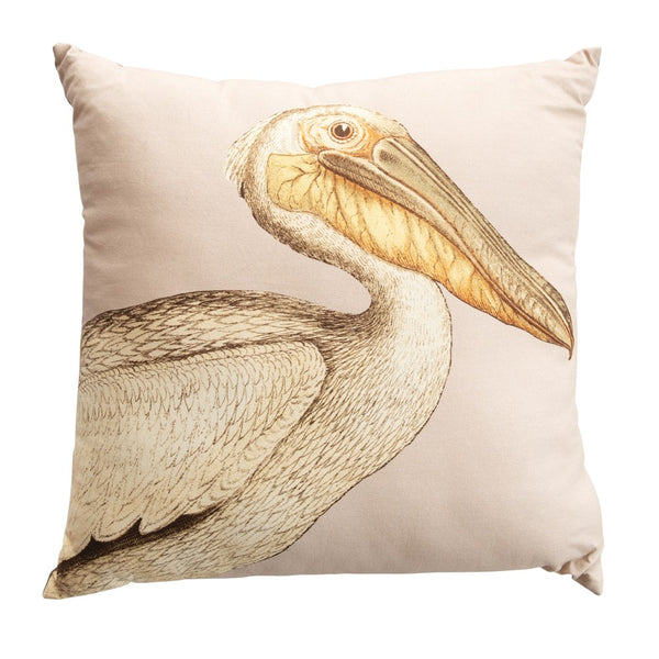 Vintage Pelican Pillow