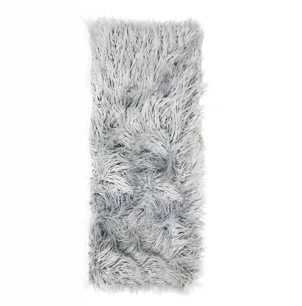 POM Eva Throw SILVER