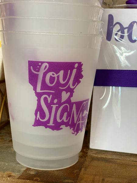 Louisiana State Frost Flex Cup