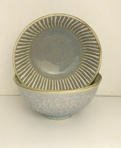 Sienna Grey Tidbit Bowl