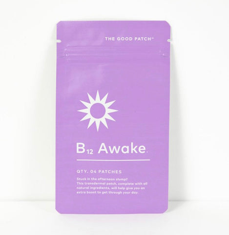 The Good Patch B12 AWAKE