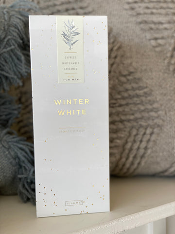 Illume Winter White Diffuser Set