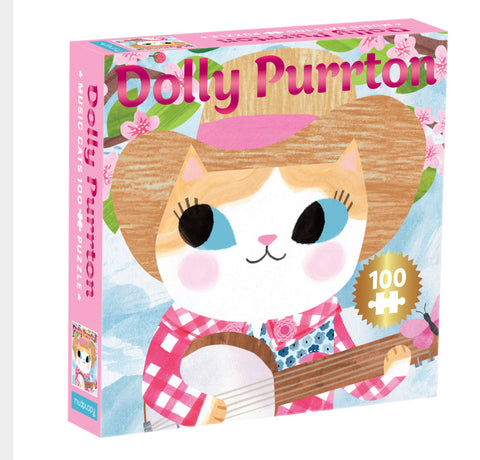 Dolly Purrton Puzzle