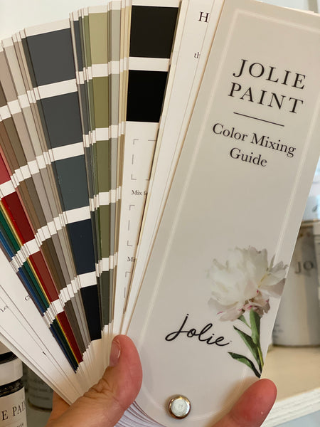 Jolie Home Fan Deck