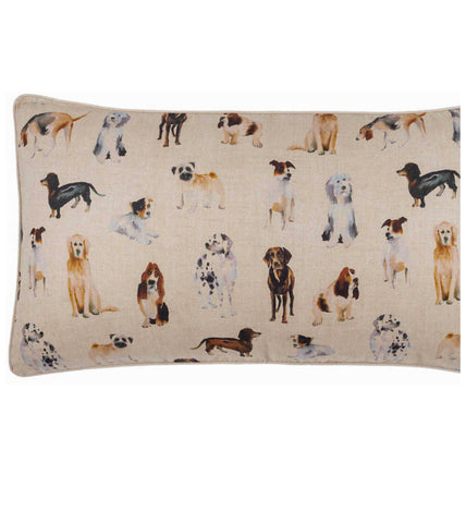 WOOF Lumbar Pillow