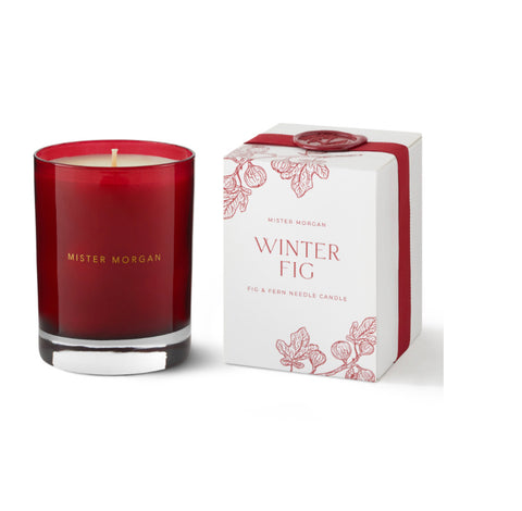 NM Winter Fig Candle