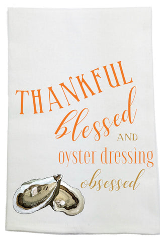 NT Thankful Kitchen Towel