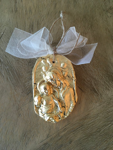 Blessed Mother Ornament