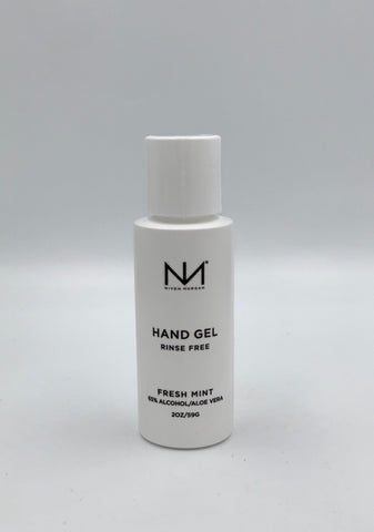 NM Fresh Mint Hand Gel 2 oz