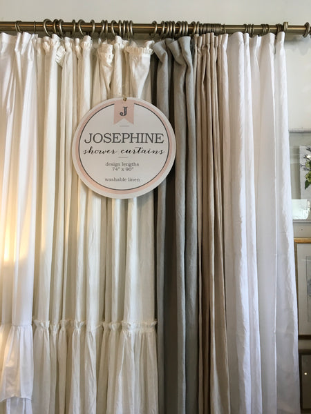 Shower Curtain Extra Long Ld Linens Amp Decor