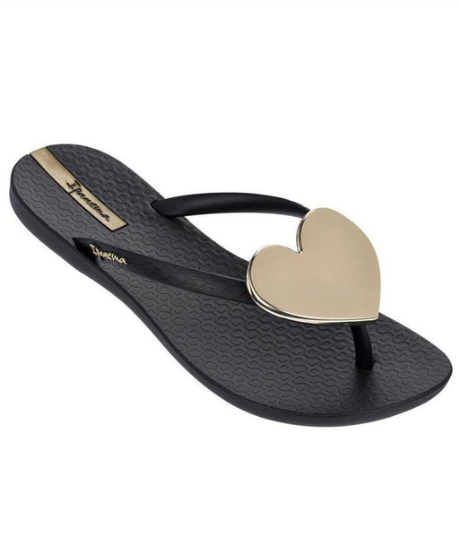 Impanema's Wave Heart Black & Gold