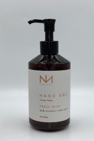 NM Fresh Mint Hand Gel 9 oz