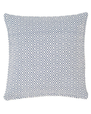 Crystal Denim IN/Out Pillow  22""