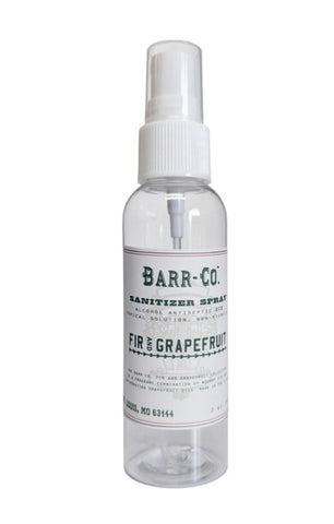 Fir & Grapefruit Sanitizer Spray