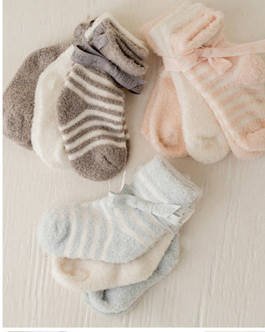 CCL Infant Sock 3-PK