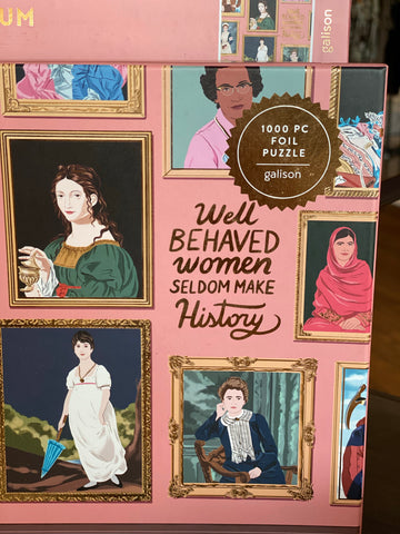 HerStory Museum Puzzle