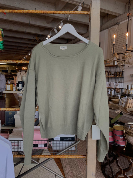 Spruce Soft Sweater Top