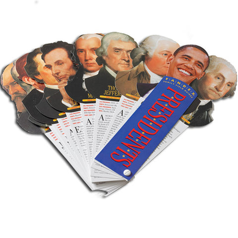 Presidents Fandex Family Field Guides