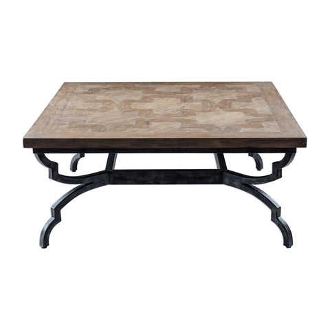 Quadrille Coffee Table