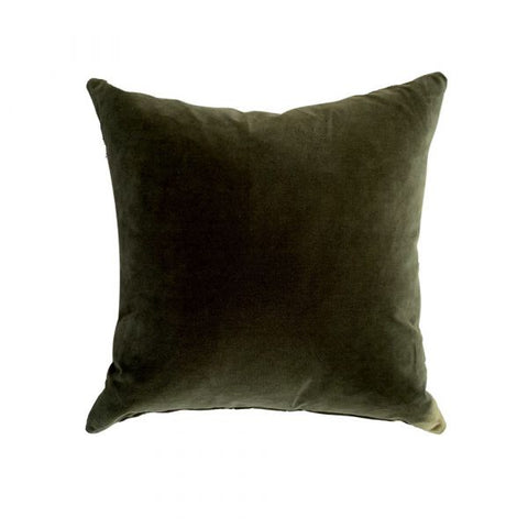 "Vintage Velvet 22""  Down Pillow"