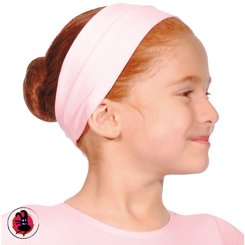 Pretty Cotton and Lycra Headband (Many Colours)
