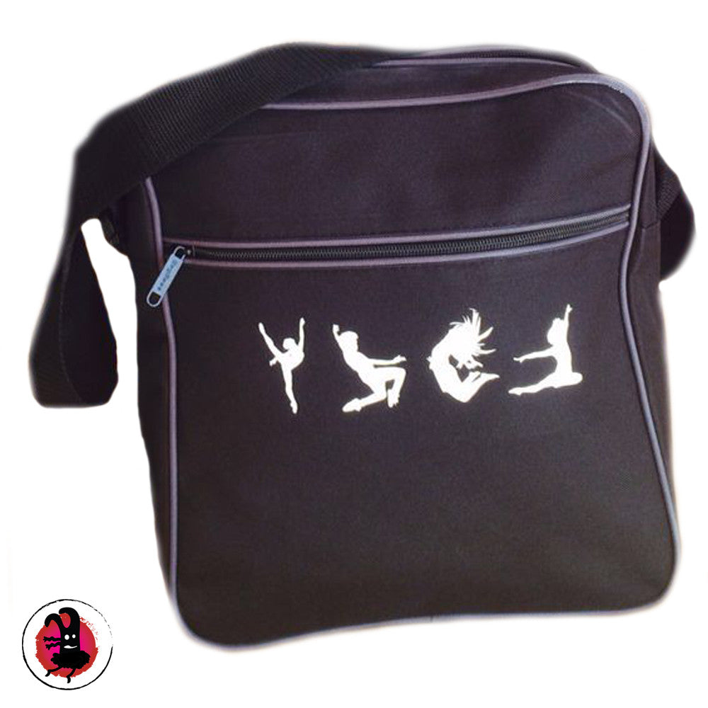 Dancer Retro Flight Style Dance Bag