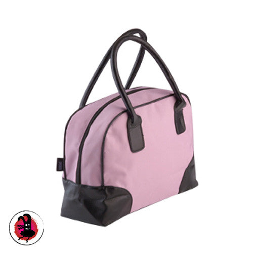 Pink Bowling Dance Bag (Medium Size)