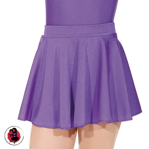 Lycra Circular Dance Skirt (Many Colours)