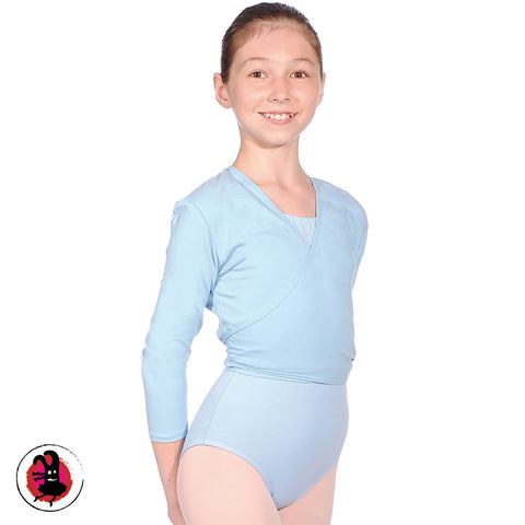 Ballet Cardigan Nikki. Wraparound Crossover Ballet Cardigan (Many Colours)