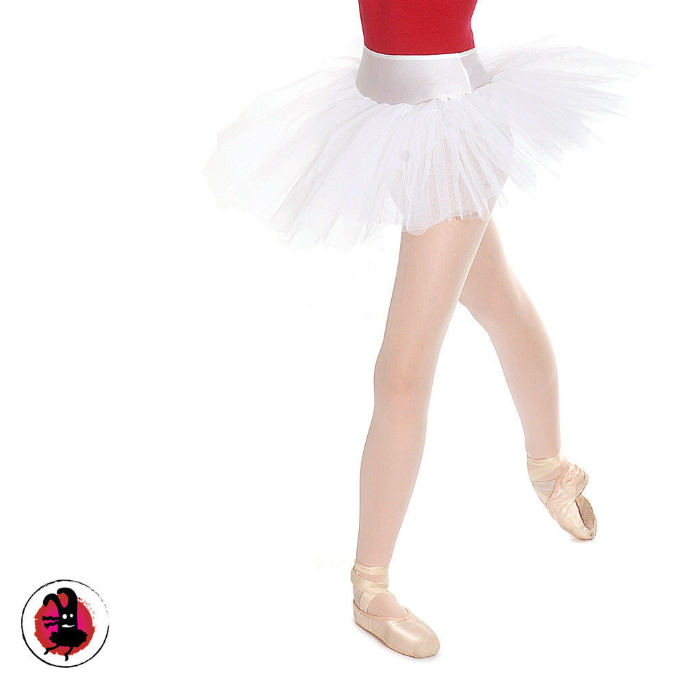Parisienne Style Pull On Ballet Tutu Skirt
