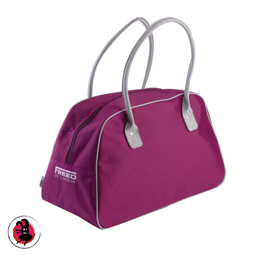 Black or Plum Bowling Dance Bag (X-Large Size)