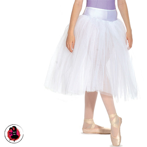 Romantic Ballet Pull On Tutu Skirt