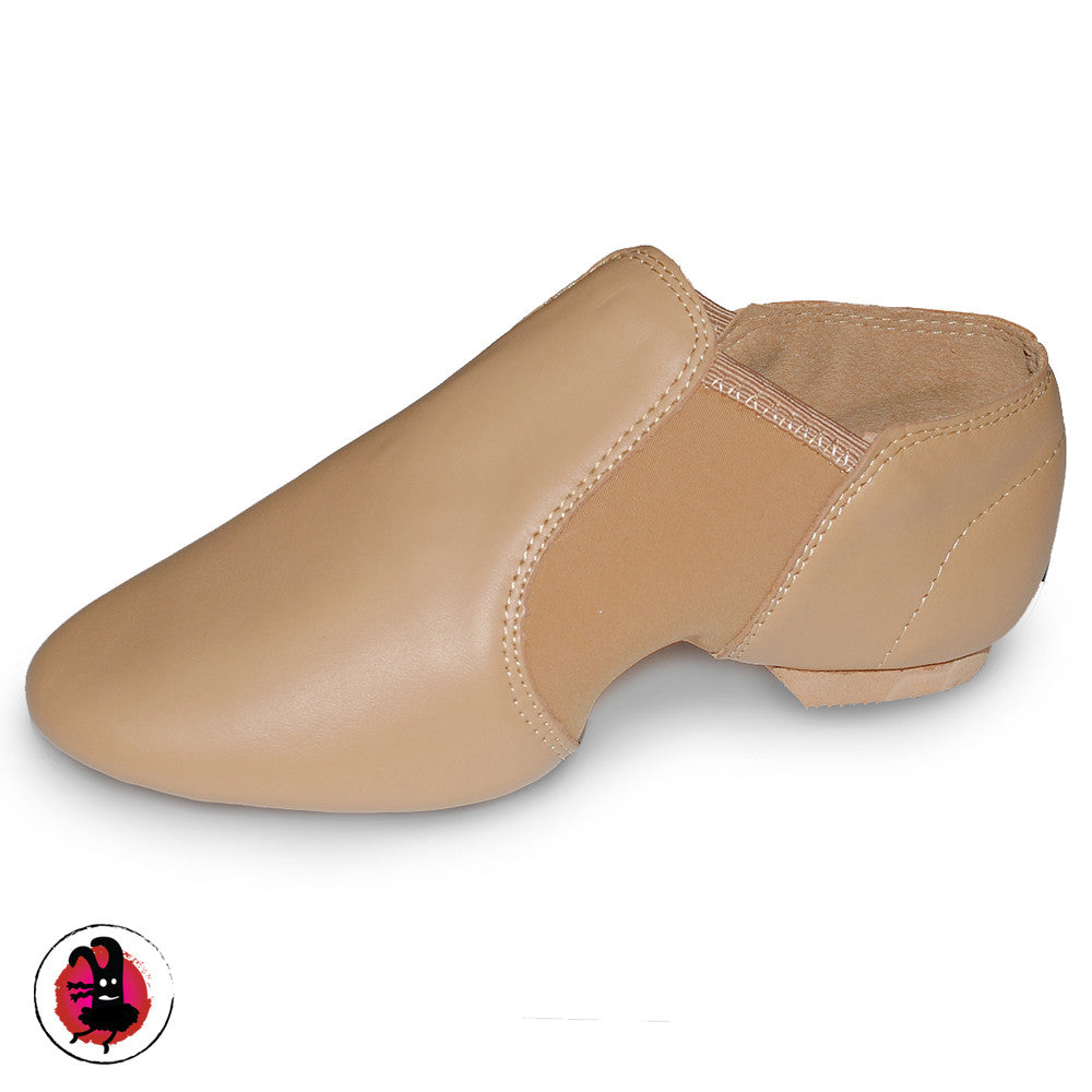 Slip On Split-Sole Jazz Shoes