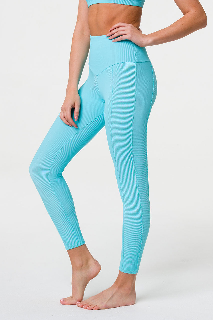 'Sweetheart' High Rise Midi Leggings