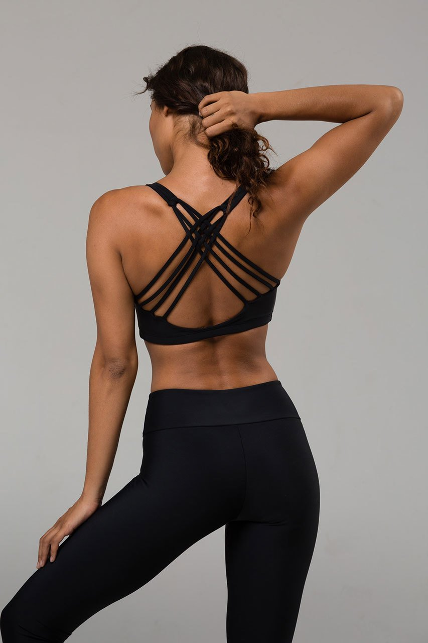 'Chic' bra - Black