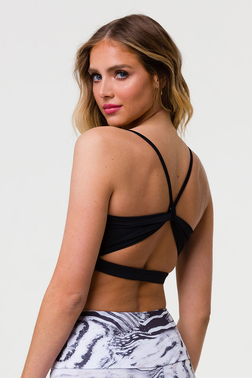 'Bow' Bra - different colors