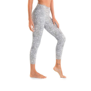'Manila' print leggings