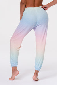'Weekend' Sweatpant - Hush Puppie