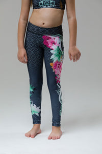 'Graphic' Youth Leggings - Holi