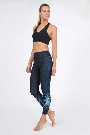 'Avery' recycled high waisted legging