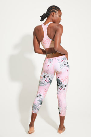 'Keramas' recycled high waisted legging
