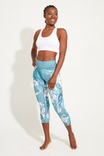 'Copacabana' recycled high waisted legging