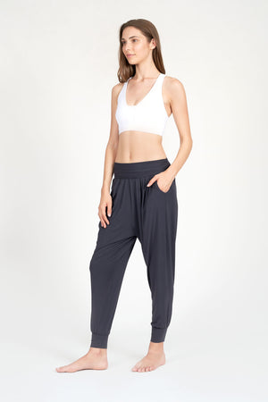 'Relax' pants - black