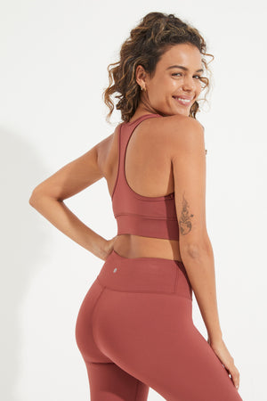 'Wonder Luxe Narrow Back' sportsbra - different colors