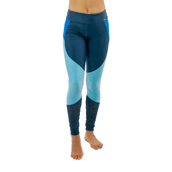 'Constellation' legging - Bleu Moon