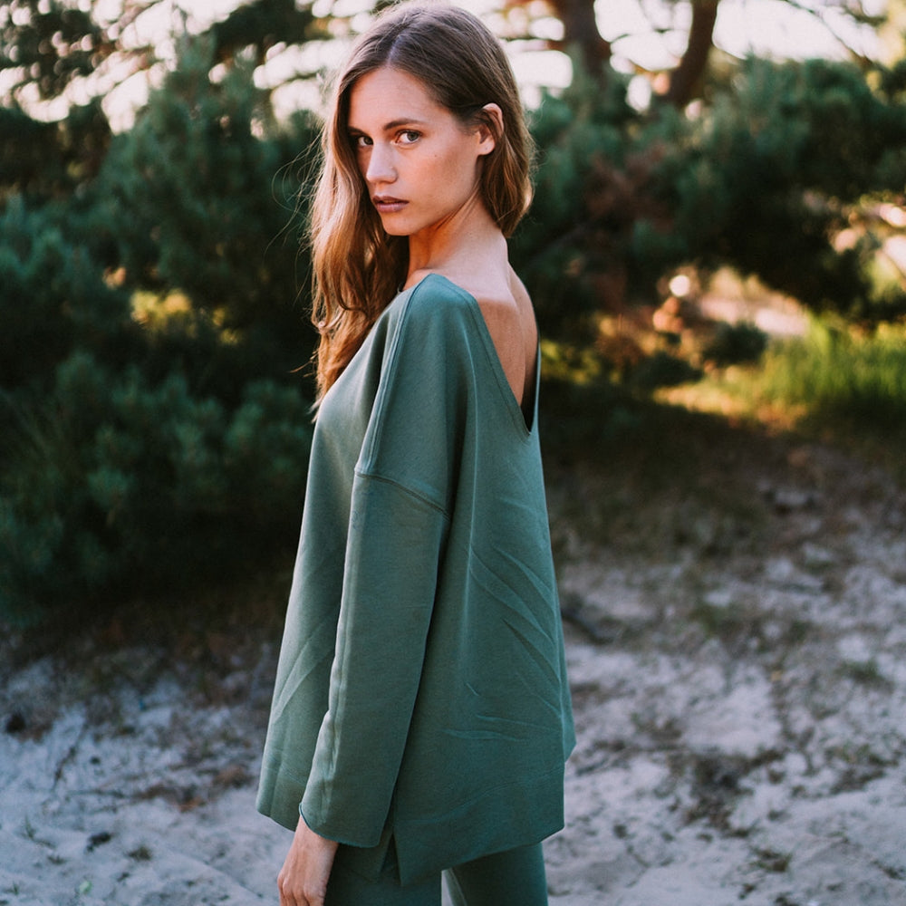 'Marie Olive' sweater