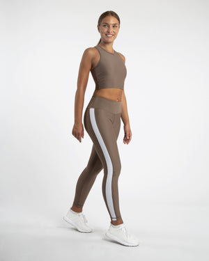 'Panel' Leggings - different colors