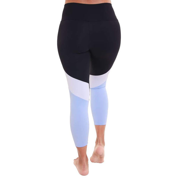 'Light Blue' Eco Leggings